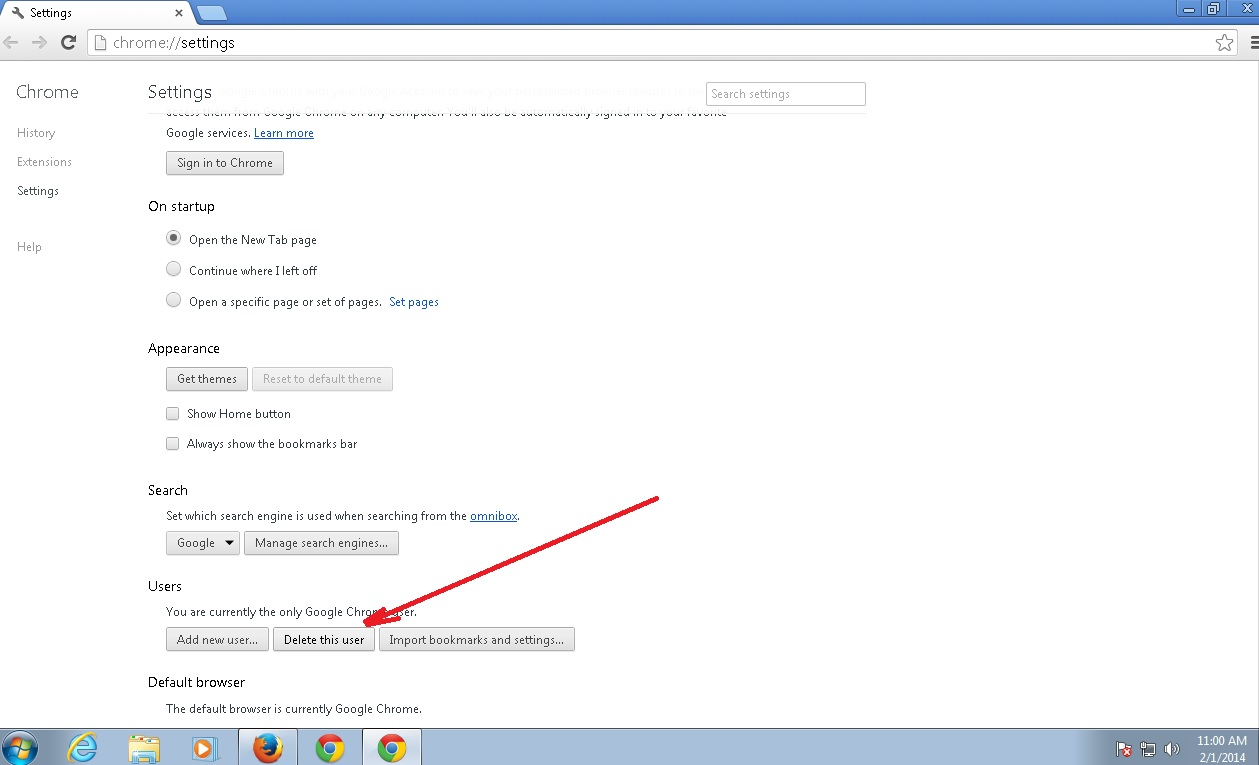 Step 3: Removal Of Facebook Virus From All Reputed Browsers (steps Included  For Chrome, Firefox & Internet Explorer)